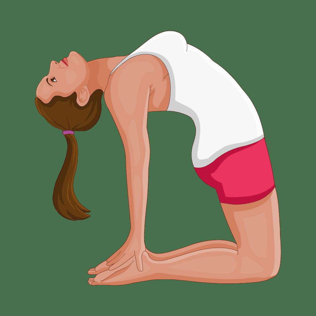 foto How to Do Camel Pose (Ustrasana) in Yoga