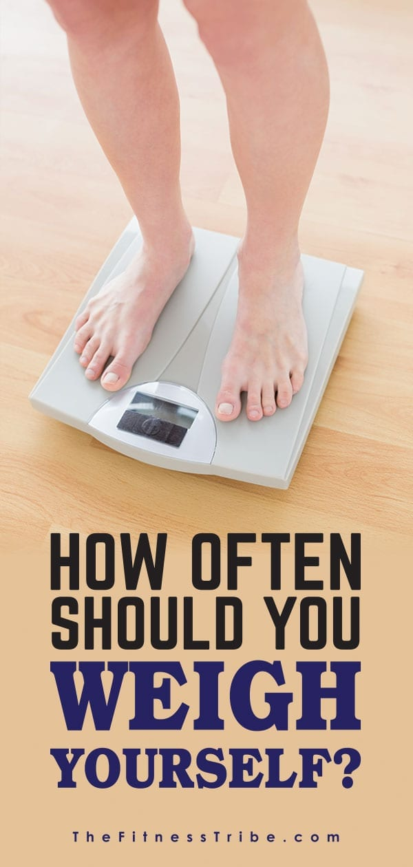 When you are trying to lose weight it is very easy to become fixated on the number on the scale. Naturally we want quick results, but how frequent should you be weighing yourself?