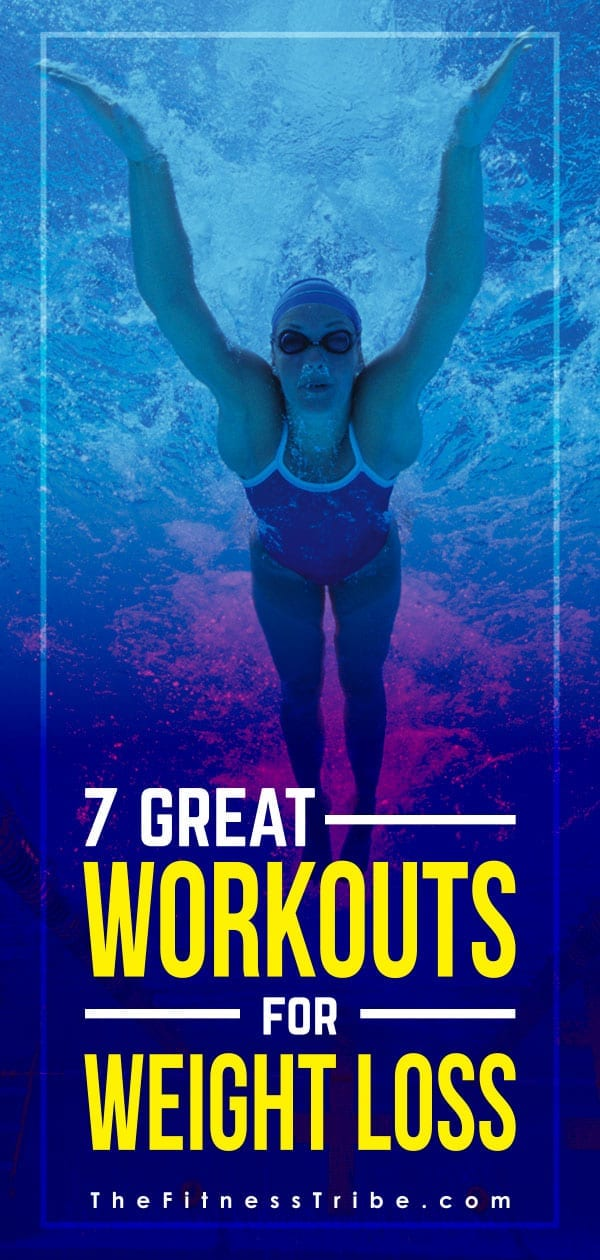 Checkout these seven workouts that will undoubtedly help you shed some weight.