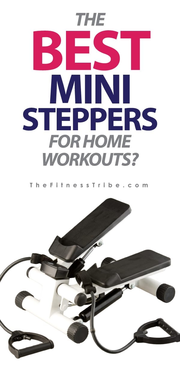 If you like exercising at home mini-steppers can be a great piece of equipment. Not only are most of them pretty small which saves space, but they also offer a relatively effective workout. Below is more about mini-steppers and a few of our recommendations.