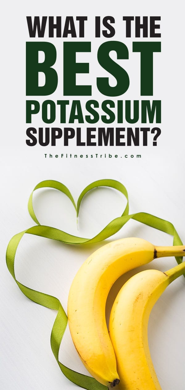Did you know potassium is an electrolyte? It is an essential mineral that the body needs. Here is an overview of possible benefits from taking a potassium supplement along with a few recommendations.​