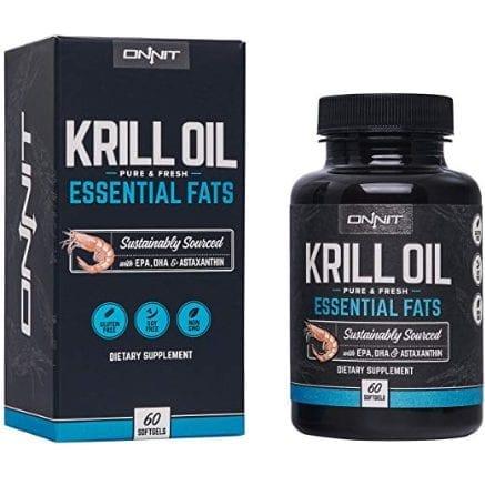 ONNIT Antarctic Krill Oil