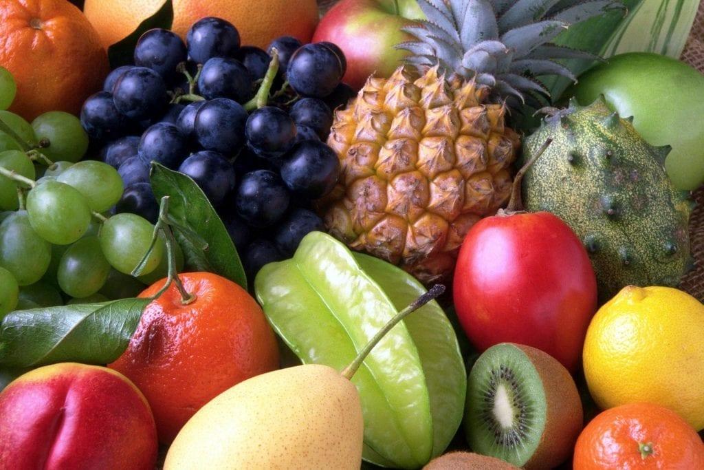 Fruits Paleo Diet