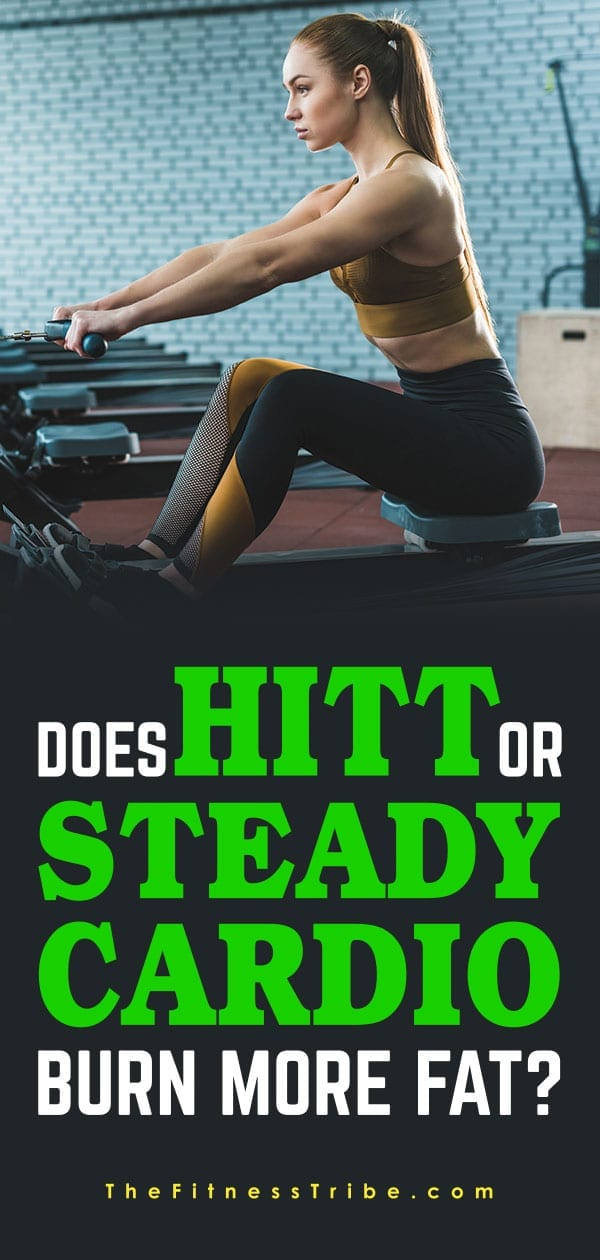 Let's discuss high intensity interval training vs steady cardio workouts and see which style burns more fat.