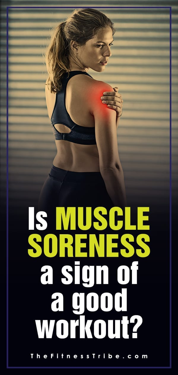So you worked out really hard yesterday, and today you are so sore you can barley walk (day 2 is the worst). Is all that muscle soreness a good thing? Let's talk about DOMS.​
