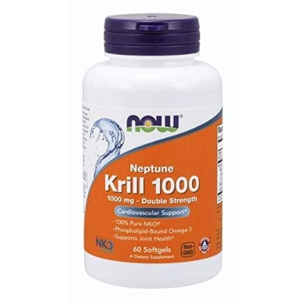 NOW Supplements Neptune Krill