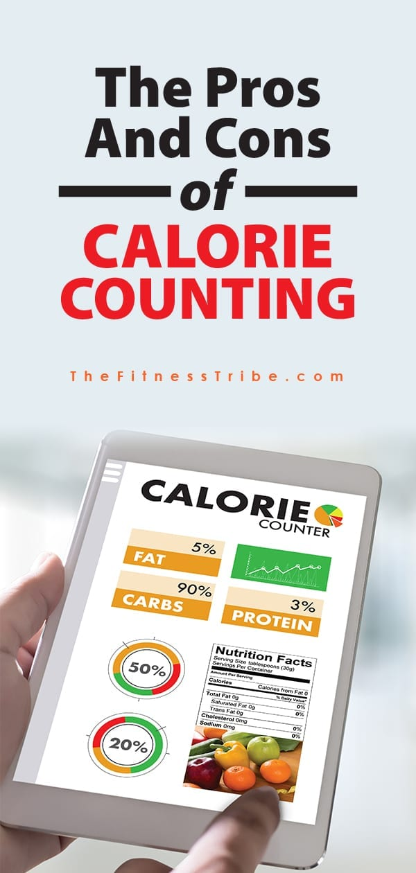 Calorie counting can be complicated and exhausting. It works for some people, but its hard to stay consistent. Let's look at some of the pros and cons of calorie counting.