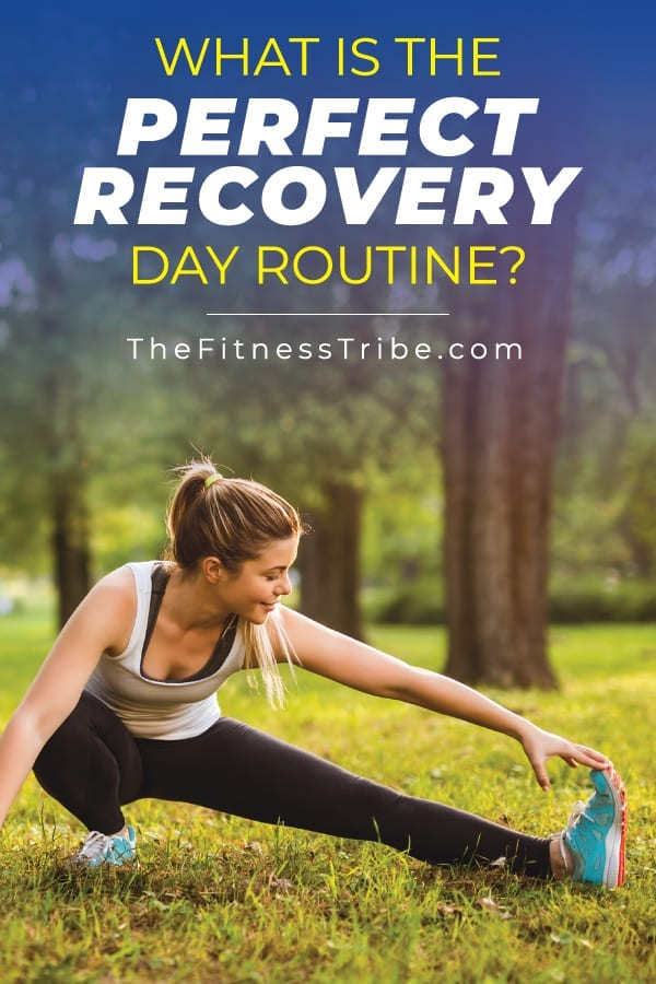 You've been killing it in the gym and know that you need to take a day off. So what should you do? Here is an example of what a great recovery day might look like.