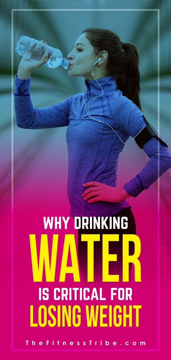 One of the most often overlooked aspects of proper nutrition is water. When comes to losing weight, getting stronger, or overall health, drinking enough water is absolutely crucial.