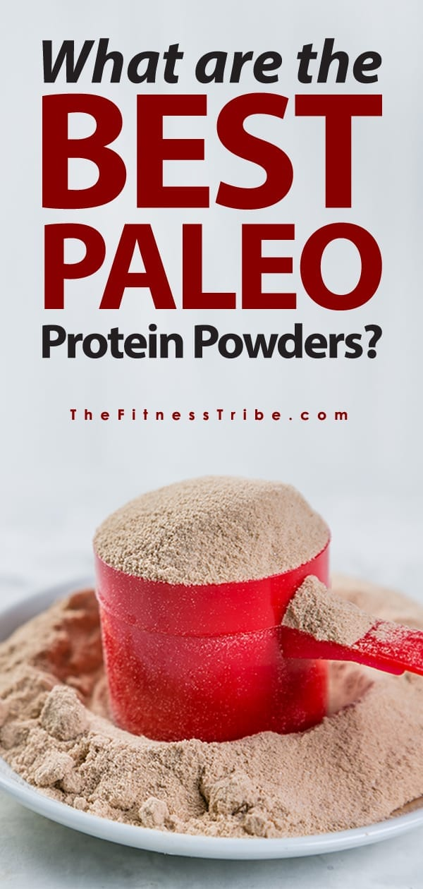 Paleo approved protein powders can be a great way to get extra protein while sticking to your diet. Below we'll go over what ingredients to look for an what to avoid. We'll also recommend a few great Paleo approved powders.
