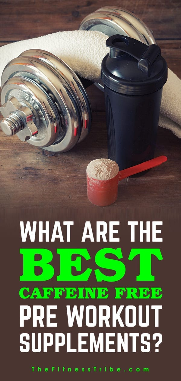 Do you want to try a pre-workout supplement but are sensitive to caffeine? Or maybe you are concerned with ingesting too much caffeine. Below we will go over why a caffeine-free pre-workout might be a good option and some advice on how to choose one.