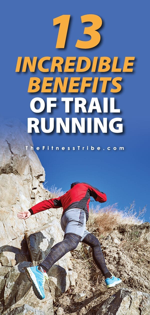 Tired of running mindlessly on the treadmill at the gym? Or are you sick of running around the same concrete sidewalk? Well, there are lots of great reasons to move your runs outdoors. Checkout these great benefits of trail running.