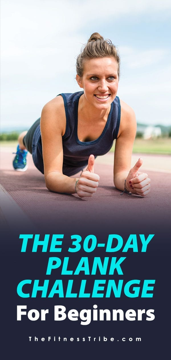 Planks might be the most important exercise you can do for core strength. If you are new to planks, then try this 30-day challenge. If you commit to and finish this challenge, we guarantee you will have a stronger mind and a much stronger core at the end!