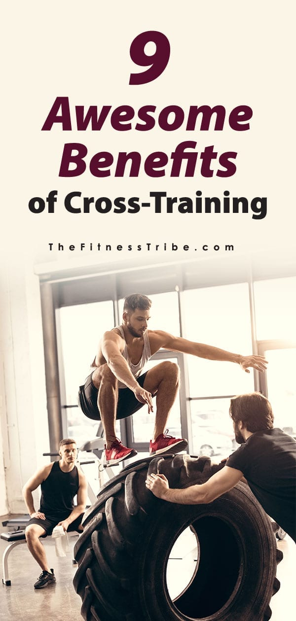 Cross-Training: Perhaps the most important thing you need to do to take your fitness to the next level. Below we'll go over the amazing benefits of cross training and how it differs from Crossfit.
