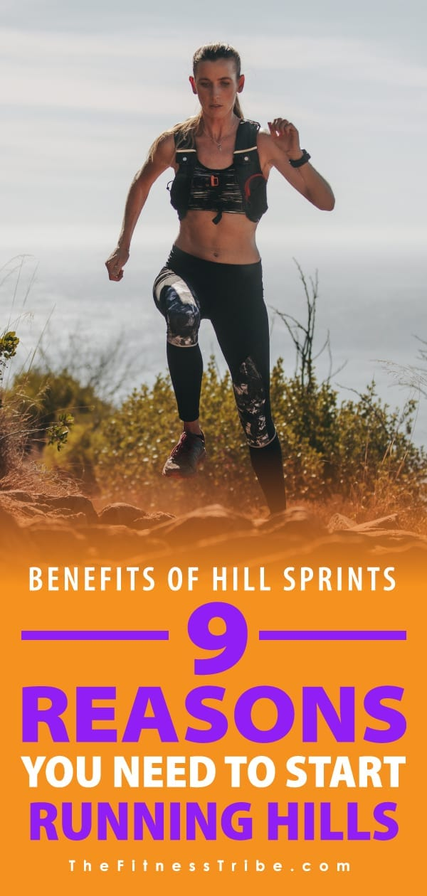 Running hills is hard, that's why most people don't do it. But doing short hill sprints can have some serious benefits for athletic performance and overall endurance.