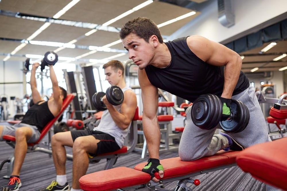 Dumblebell Workout