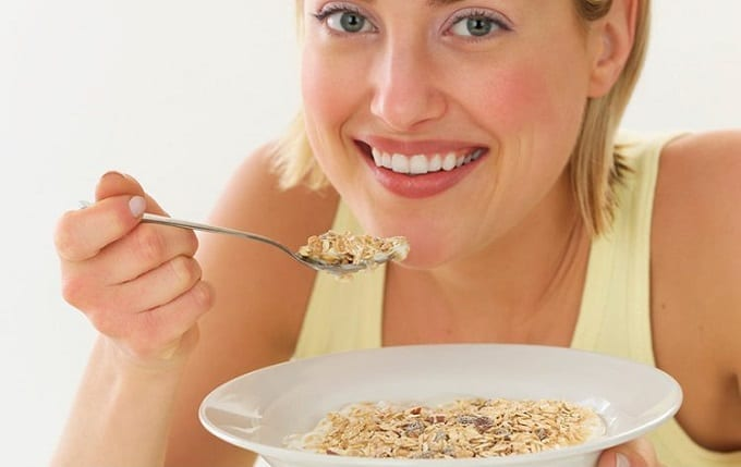 Oatmeal Helps Your Metabolism