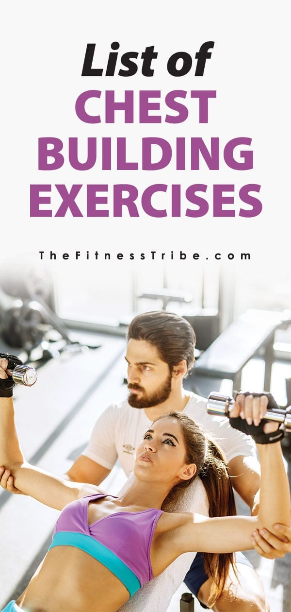 Many people simply default to common chest exercises like the bench press, but it can be highly beneficial to do a variety of chest exercises to gain true functional strength. Check out this list and start incorporating these into your routine.