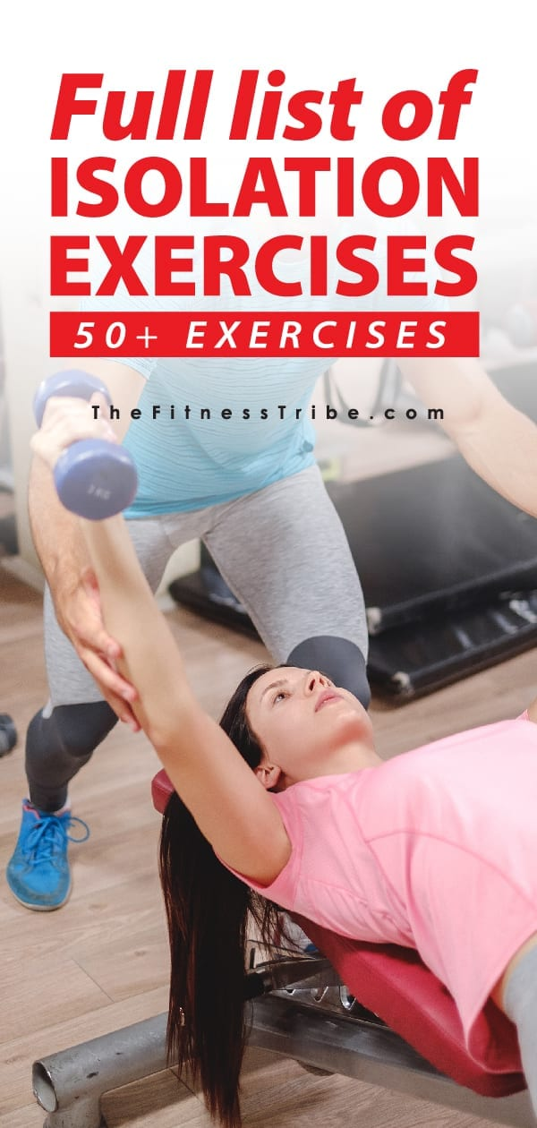 It is important to know and understand isolation exercises. Not only can they be great for strength training, but they are essential for recovering from injuries and fixing muscle imbalances.