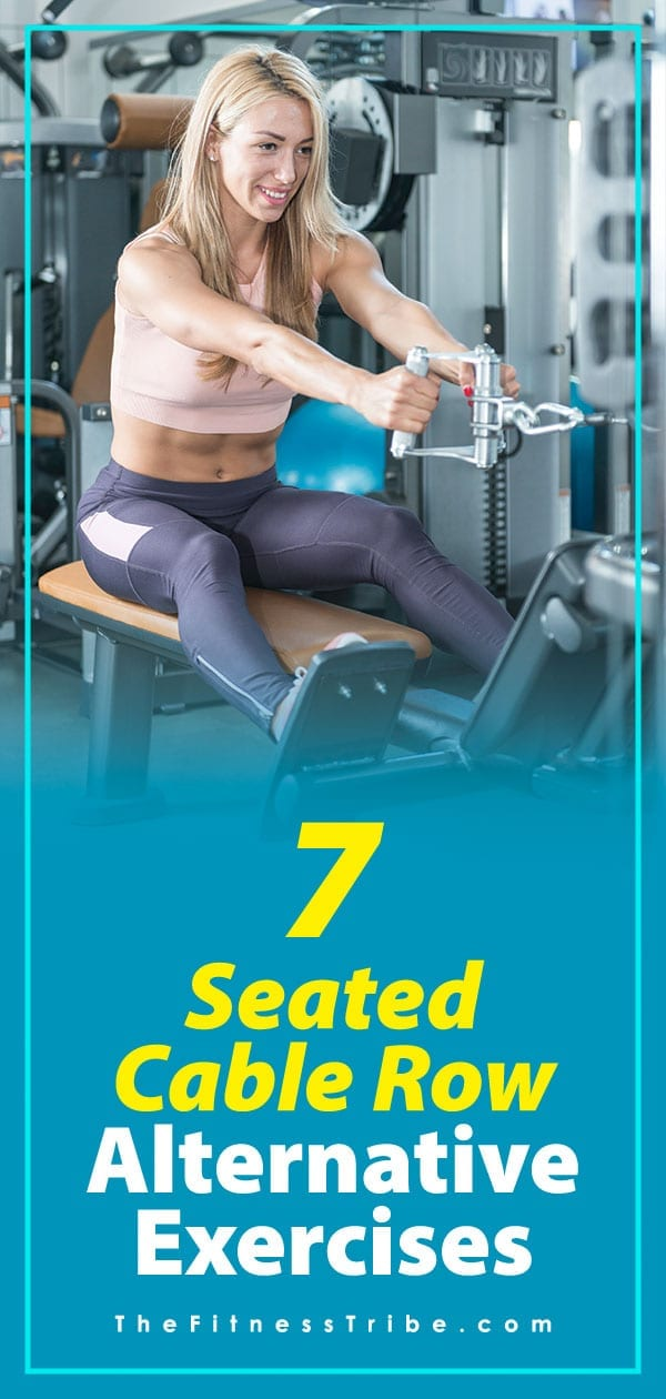The seated cable row is the most common back exercise in gyms. Do you do this exercise too often? Are you ready to step it up a level and start practicing more effective back exercises? Try these 7 alternative movements.