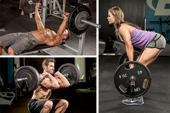 A Classic 4 Day Weight Lifting Workout Split | The Fitness Tribe