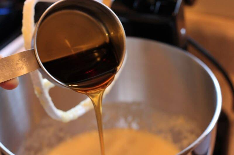 Half Cup Agave Syrup For The Mixture