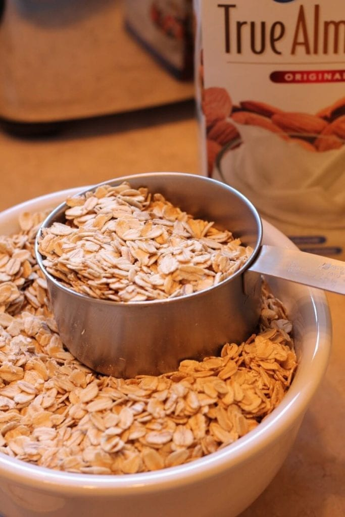 Oats In The Cup