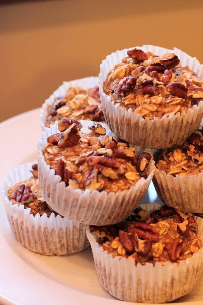 Sugar Free Breakfast Muffins