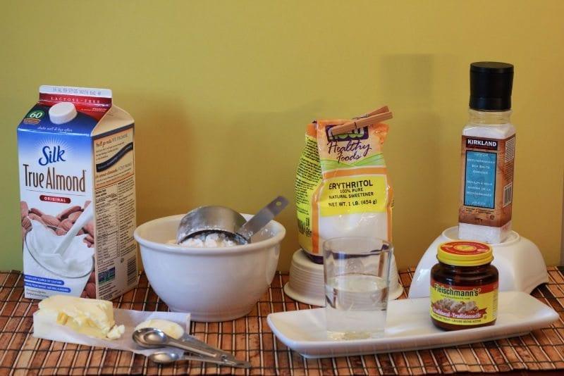 Sugar Free Bread Ingredients