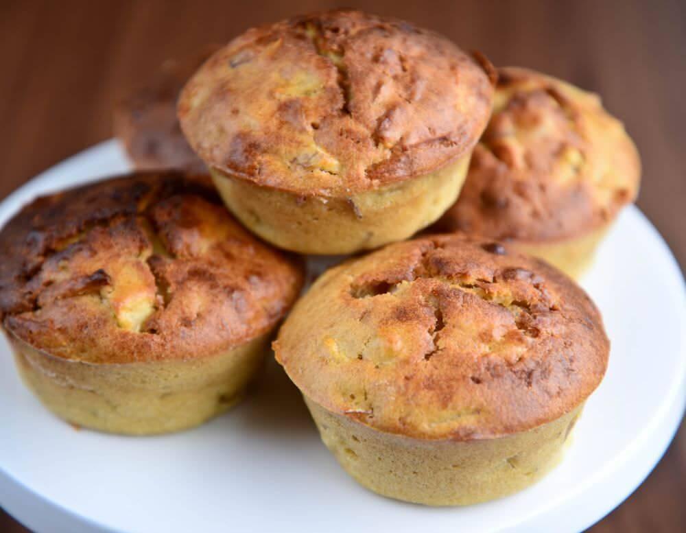 Served Muffins