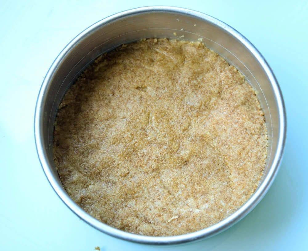 Crust Mix At The Tin