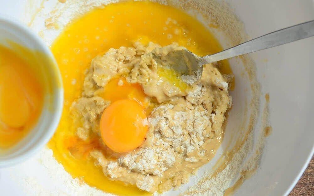 Add Egg Yolk