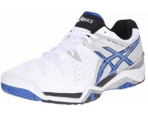 ASICS Mens GEL-Resolution 6 Tennis Shoe