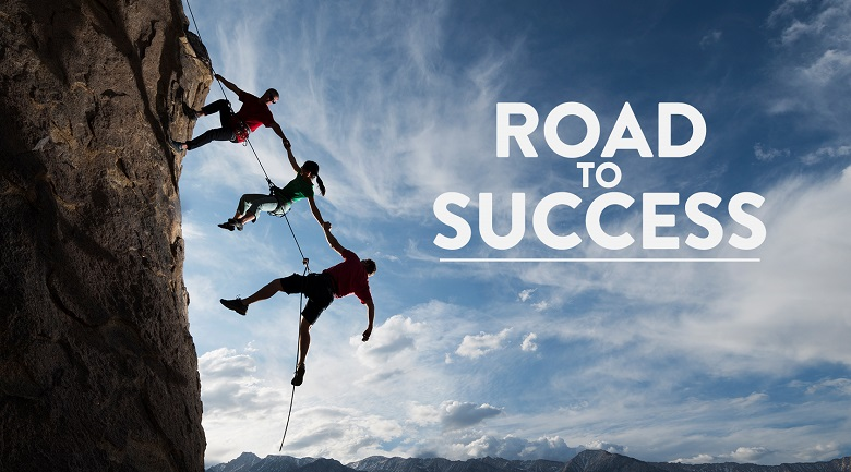 slow road to success
