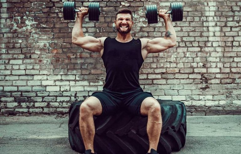 Six Best Side Deltoid Exercises