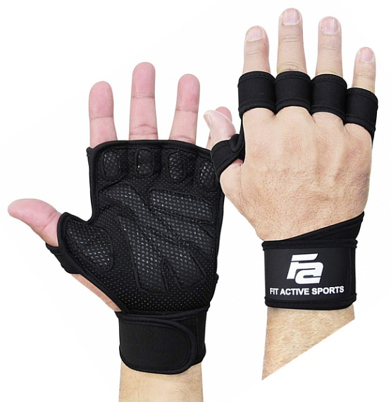 New ventilated Weight lifting gloves review