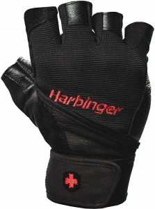 Harbinger Pro Wristwrap Weightlifting Gloves Review