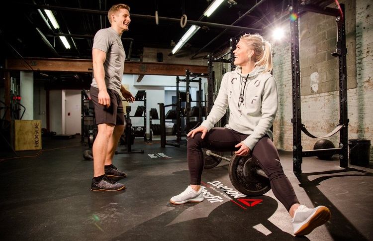 purpose of crossfit shoes