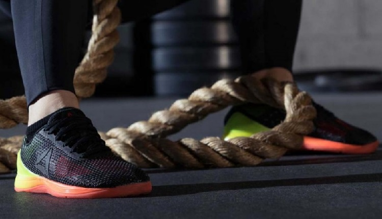 cross trainning with rope