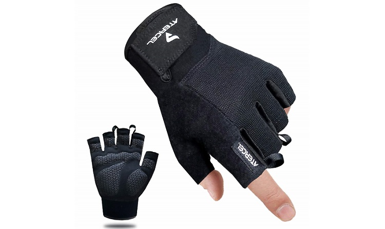 Atercel Workout Gloves, Best Exercise Gloves for Weight Lifting Review