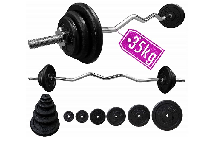 BodyRip CLASSIC PRO Standard Barbell Sets Review